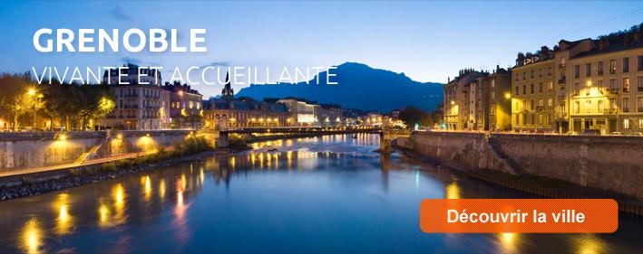 Grenoble : vivante et accueillante