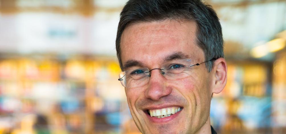 Joachim Schleich, professor and energy markets experts at Grenoble Ecole de Management