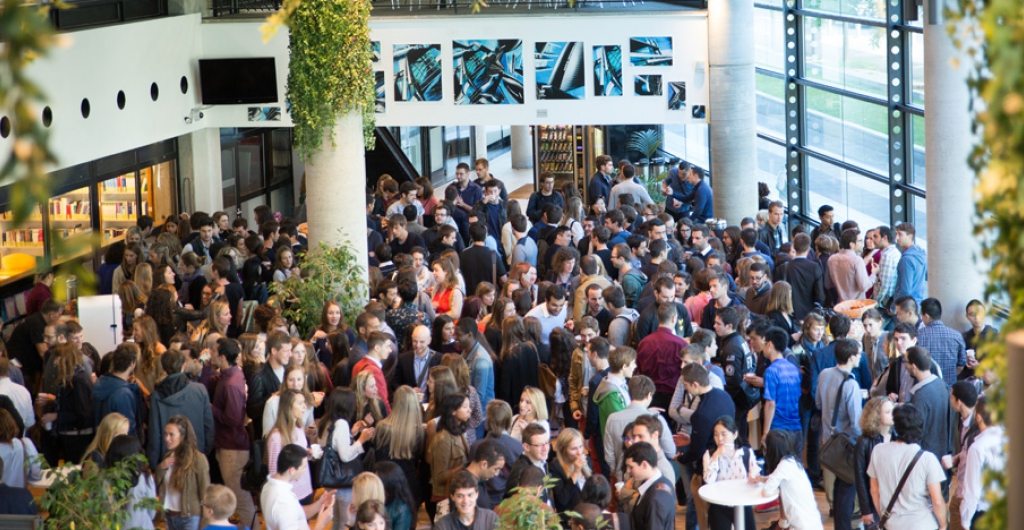 rentree 2018 : grenoble ecole de management met ses etudiants au defi