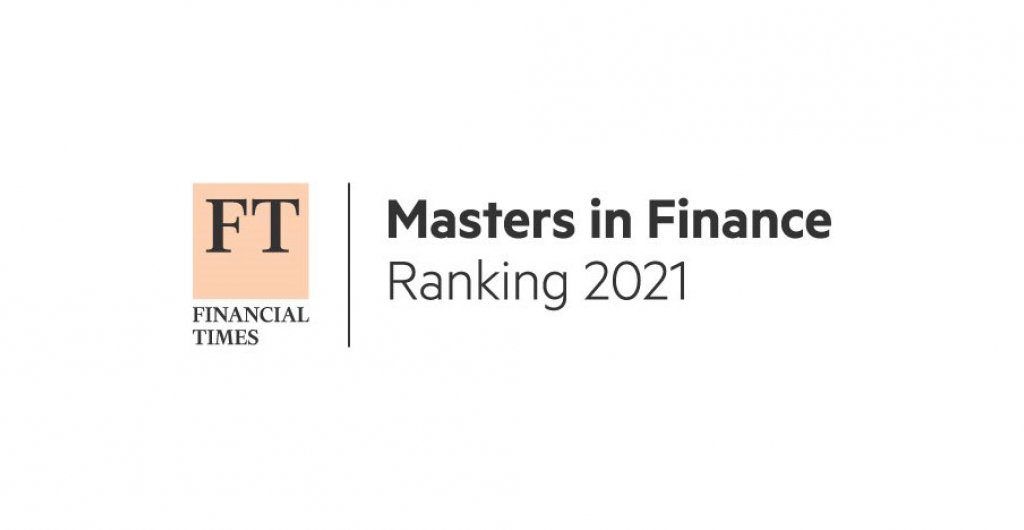 MSc Finance ranked amongst top 20 worldwide by the Financial Times