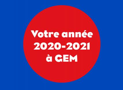 Rentrée 2020 à Grenoble Ecole de Management