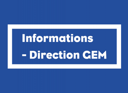 Informations Direction
