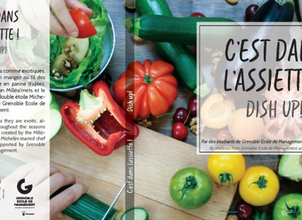 Un livre de recettes pour 4 300 étudiants de GEM